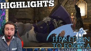 Moenbryda feels & SUPER CLUTCH 'The Chrysalis' Trial   Final Fantasy XIV *Highlights*
