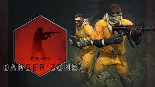 CS:GO Danger Zone BATTLE ROYALE