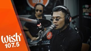 "Bugoy Drilon Performs ""Mula Sa Puso"" LIVE On Wish 107.5 Bus"