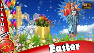 Happy Easter 2020,Wishes,Whatsapp Video,Greetings,Animation,Messages,Quotes,Latest,Status,Download