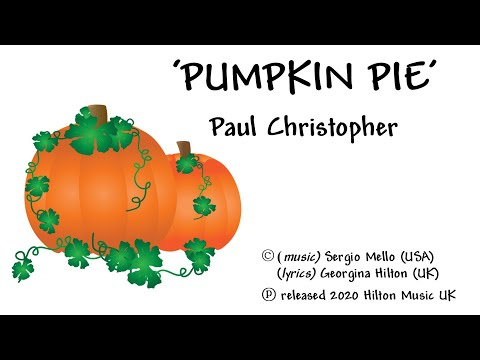 PUMPKIN PIE (Paul Christopher}