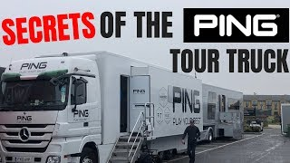 INSIDE THE PING TOUR TRUCK - EXCLUSIVE ACCESS