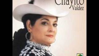 Paloma Negra - Chayito Valdez  (Video)