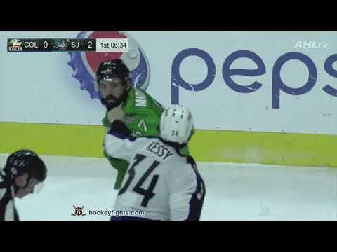 Jacob Middleton vs. Kale Kessy