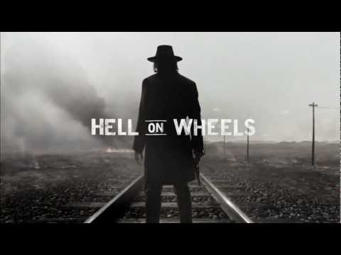 Video trailer för HELL ON WHEELS - Title Sequence [HD]