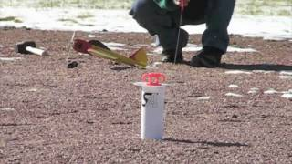 Self-Launching Control Line Models -  SpoolUP by Stevens AeroModel