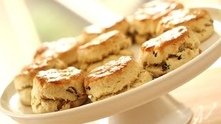 Beth's Easy Homemade Scone Recipe | ENTERTAINING WITH BETH