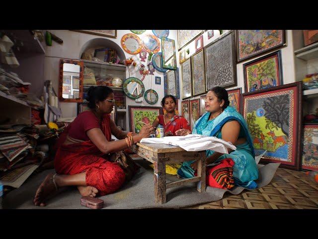 Vibrant Mithila art thrives in Nepal