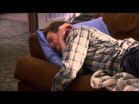 Parks and Recreation: Andy's Sleep Schedule