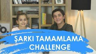 ECRİN SU ÇOBAN İLE CEZALI ŞARKI BİLME CHALLENGE | Kaybeden Bağırarak Şarkı Söyler!