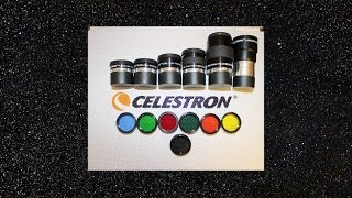 "Celestron 1.25"" Eyepiece and Filter Kit Review"