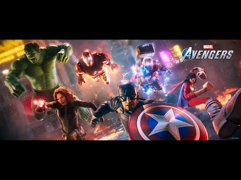 Marvel's Avengers TV Spot