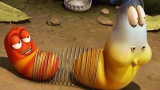 LARVA - SPRING | Cartoons For Children | Larva Full Movie | Larva Cartoon | LARVA Official