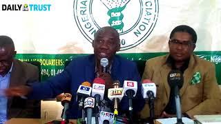 JOHESU is illegal, doctors respond to strike threat (video)
