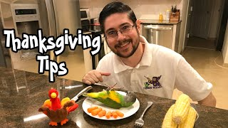 Thanksgiving Parrot Cooking Tips and Black Friday Savings