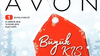 Avon Ocak Kataloğu 2019 / K1 / www.avonkatalog.net