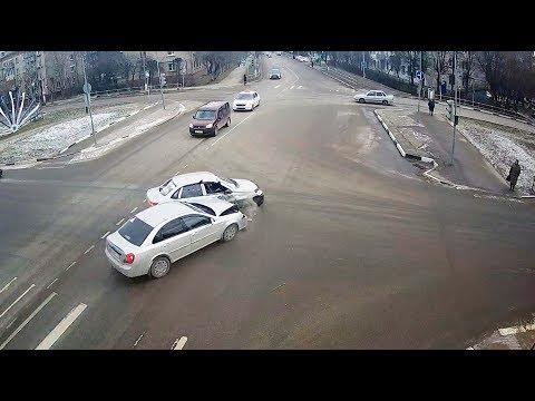 Выключения светофоров на перекрёстке привело к ДТП в Серпухове