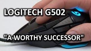 Logitech G502 Proteus Core סיקור