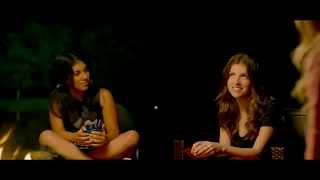 Pitch Perfect 2: Cup Song (When I'm Gone) Group Bonfire [Scene]