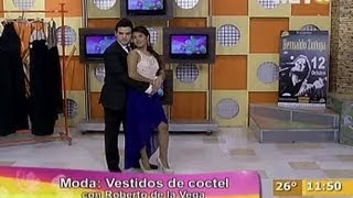 Gente Regia - Moda con Vestidos de Coctel