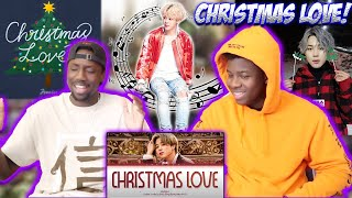 Christmas Love by Jimin (Reaction)