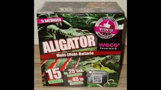Weco Aligator - ein Klassiker