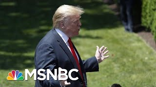 President Donald Trump Continues Nancy Pelosi Attacks: She 'Is Not Helping This Country'   MSNBC