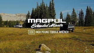 Gambar cover Magpul Extended Minute - 006 Inch Pound Torque Wrench