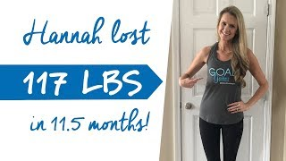 Beachbody Results: Hannah Lost 117 Pounds