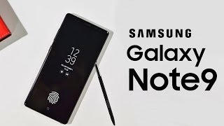 Galaxy Note 9 - Here's Why It Won't Have The In-Display Fingerprint Scanner