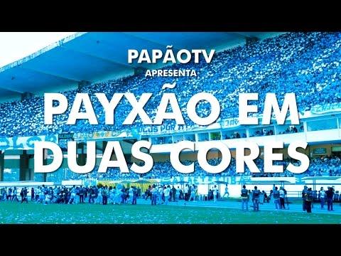 """""""Payxão em Duas Cores - O Mosaico Bicolor - 01/12/2014"""" Barra: Alma Celeste • Club: Paysandu"""