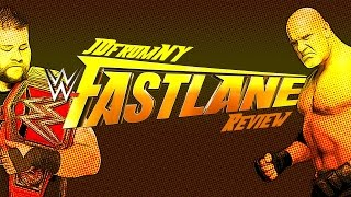 WWE Fastlane 2017 Review Results & Reactions