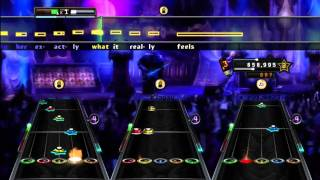 Sic Transit Gloria... Glory Fades - Brand New Expert+ Full Band Guitar Hero: Warriors of Rock