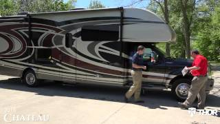 New 2016 Chateau Super C Motorhomes from Thor Motor Coach