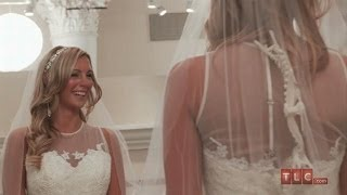 Elegance And Edge In A Mermaid Wedding Dress | Say Yes To The Dress