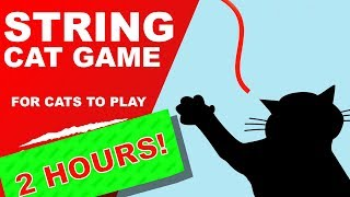 Cat Games: String 2 Hours 🙀 (addictive)