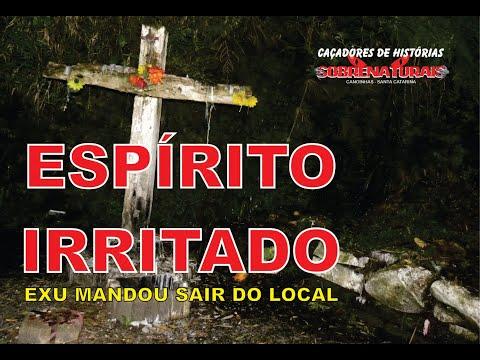 ESPÍRITOS TREVOSOS - O QUE A NESTE LOCAL