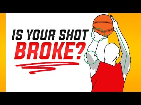 Download 3 Reasons Your Shot is Broke: Basketball Shooting Tips Mp4 HD Video and MP3