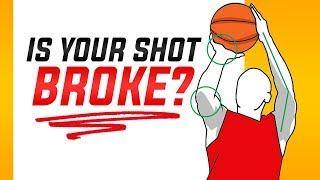 3 Reasons Your Shot is Broke: Basketball Shooting Tips
