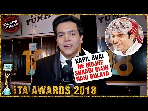 Taarak Mehta Ka Ooltah Chashmah TAPU At ITA Awards