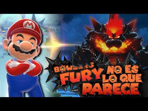 El FALSO mundo abierto de Bowser's Fury - Leyendas & Videojuegos