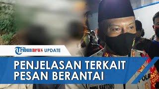 Beredar Pesan Berantai Pelaku Pembunuhan Wartawan Metro TV Ditangkap, Kasat Reskrim Beri Penjelasan