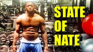 nate robinson jump training  2015