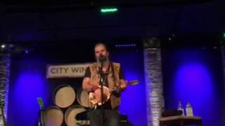 Steve Earle - 'The Galway Girl' New York City 01-16-2017