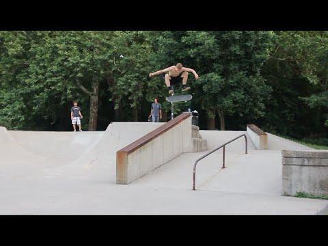 Worthington & Deleware Skatepark Montage