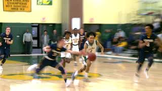 Highlights: New London 73, Ledyard 55