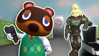 Animal Crossing VR Horizon - VRCHAT