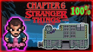 Stranger Things The Game: Chapter 6 FINALE 100% Complete! ~ Walkthrough/Playthroug