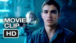 Тёпло наших тел, Warm Bodies Movie CLIP - Perry Lab Attack (2013)