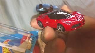 Hotwheels Unboxing! (Ferrari Maserati NSX)